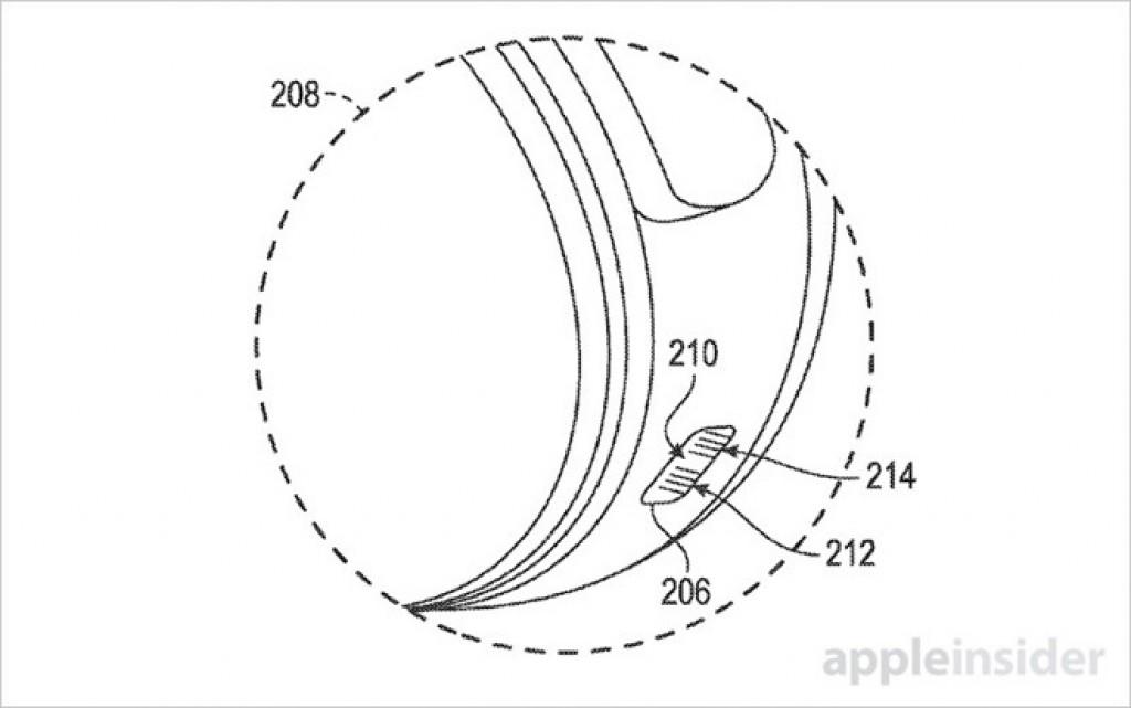 wireless headphones iPhone 7 patent 3