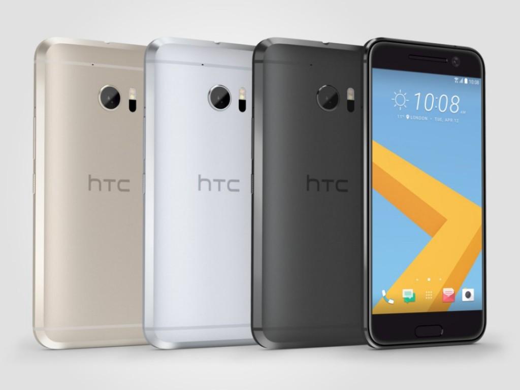HTC 10 colors 4