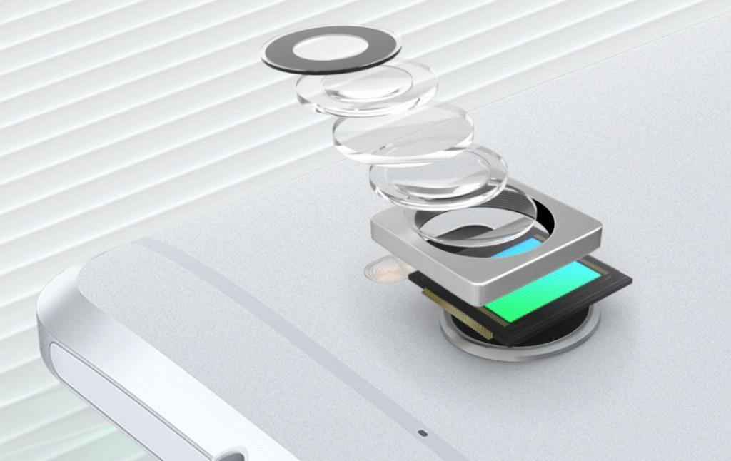 HTC 10 camera construct