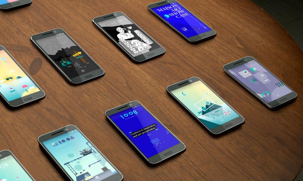 HTC 10 phones everywhere