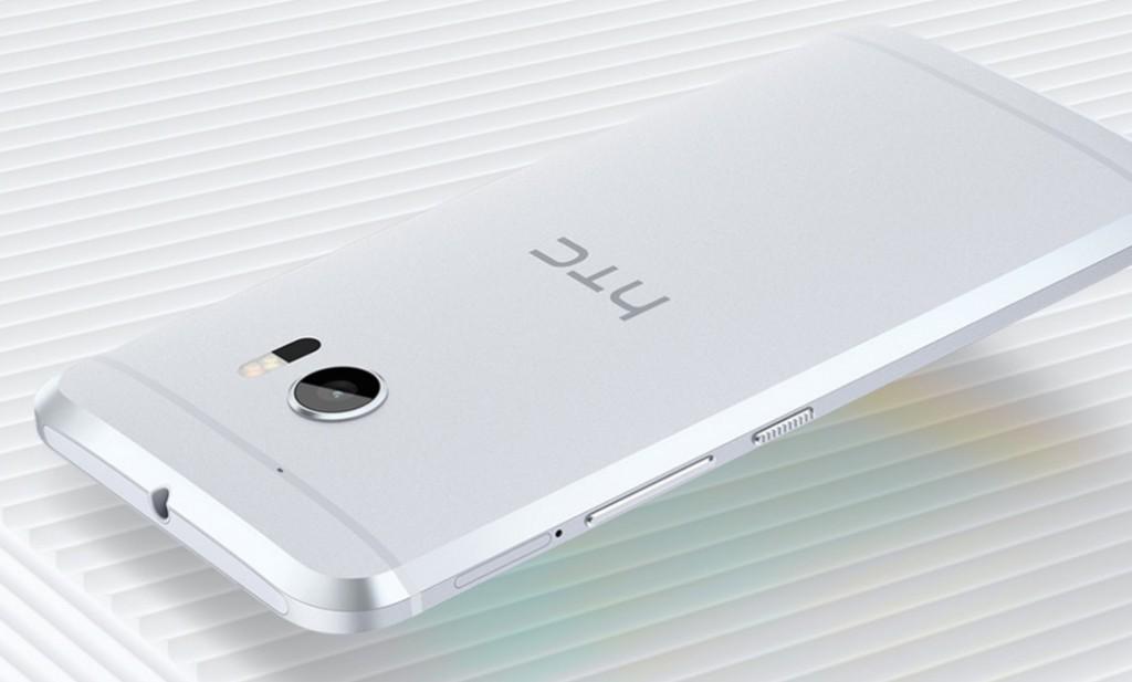 HTC 10 white silver