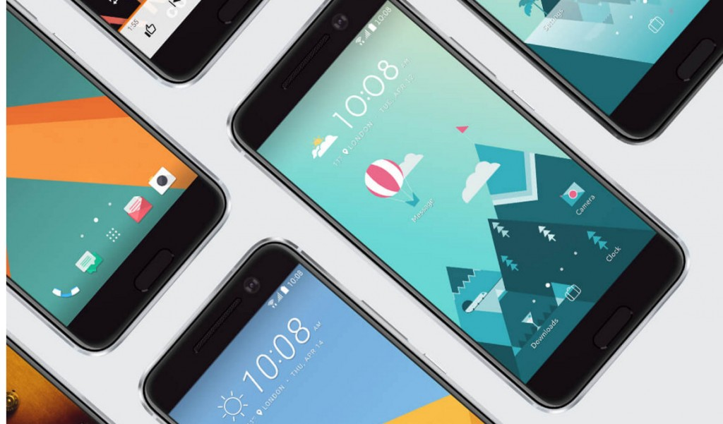 HTC 10 intersect