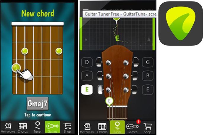 Guitar-Tuna