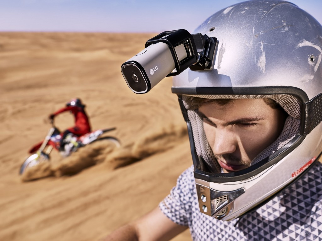 LG G5 Action Camera