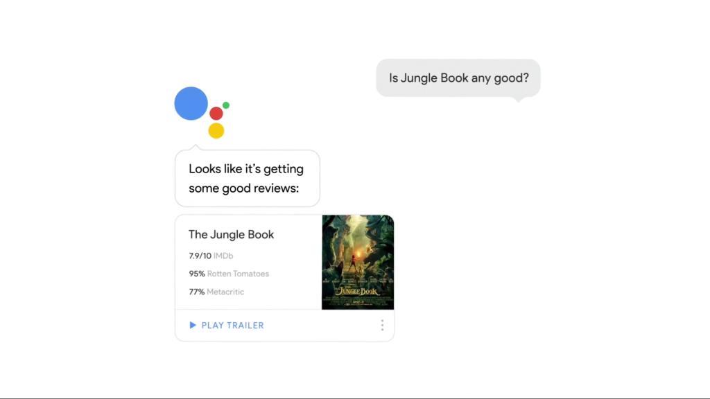 Google Assistant - 3