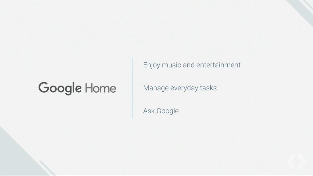Google Home - 2