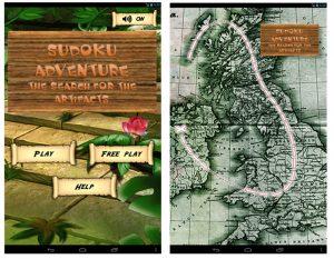 sudoku-adventure