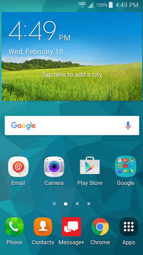 Verizon Galaxy Note Edge 6.0 Marshmallow - 2