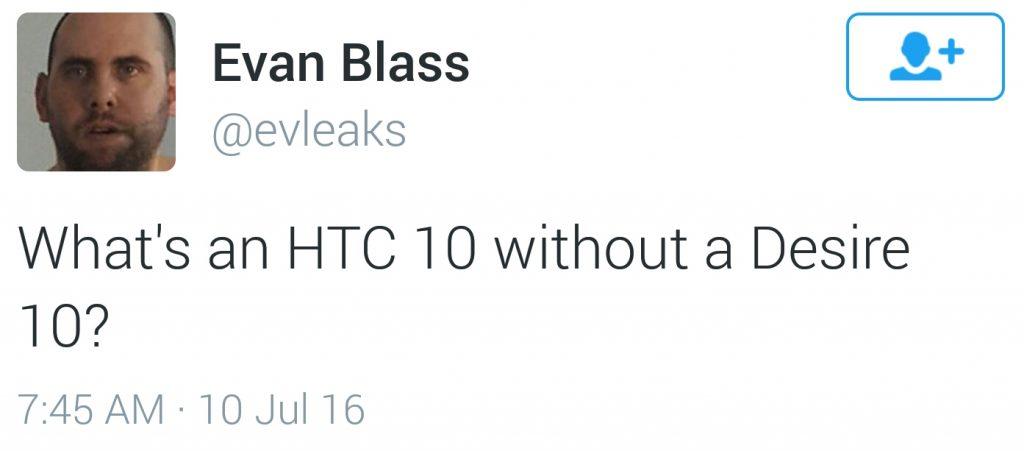 Desire 10 HTC 10 budget