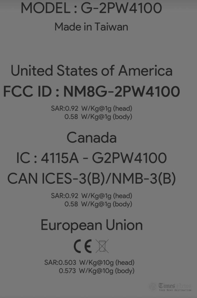 htc nexus FCC ID 2