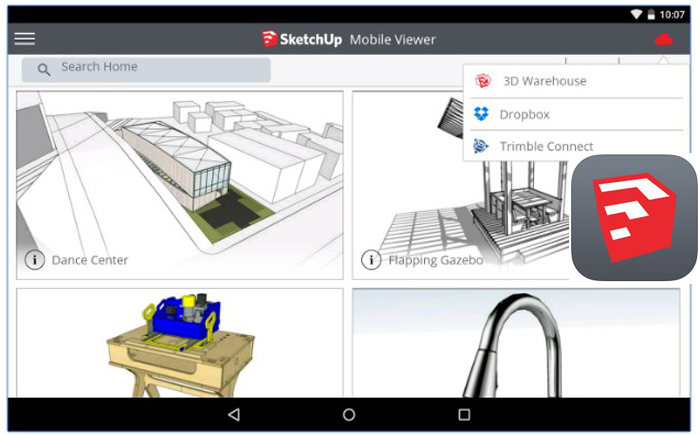 SketchUp-Mobile-Viewer