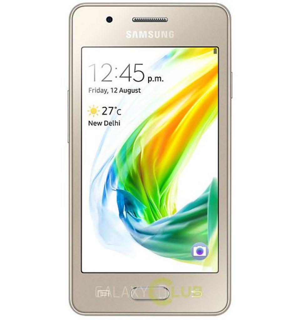 Samsung Z2 front