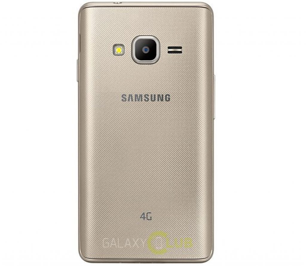 Samsung Z2 back