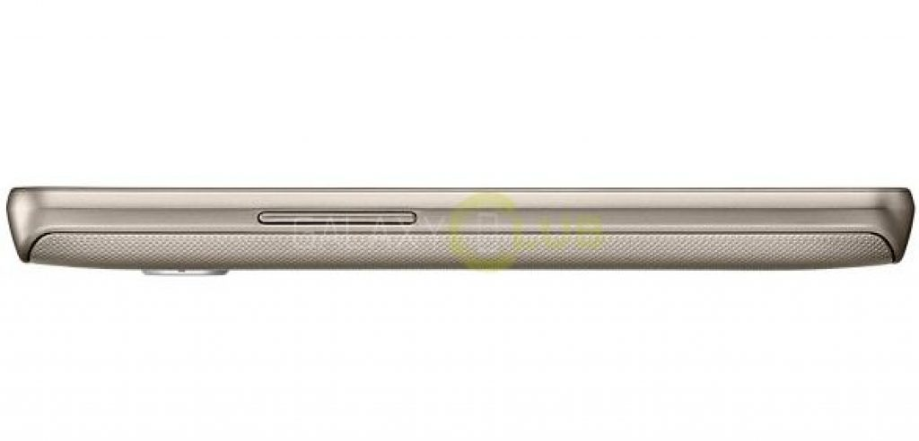 Samsung Z2 side