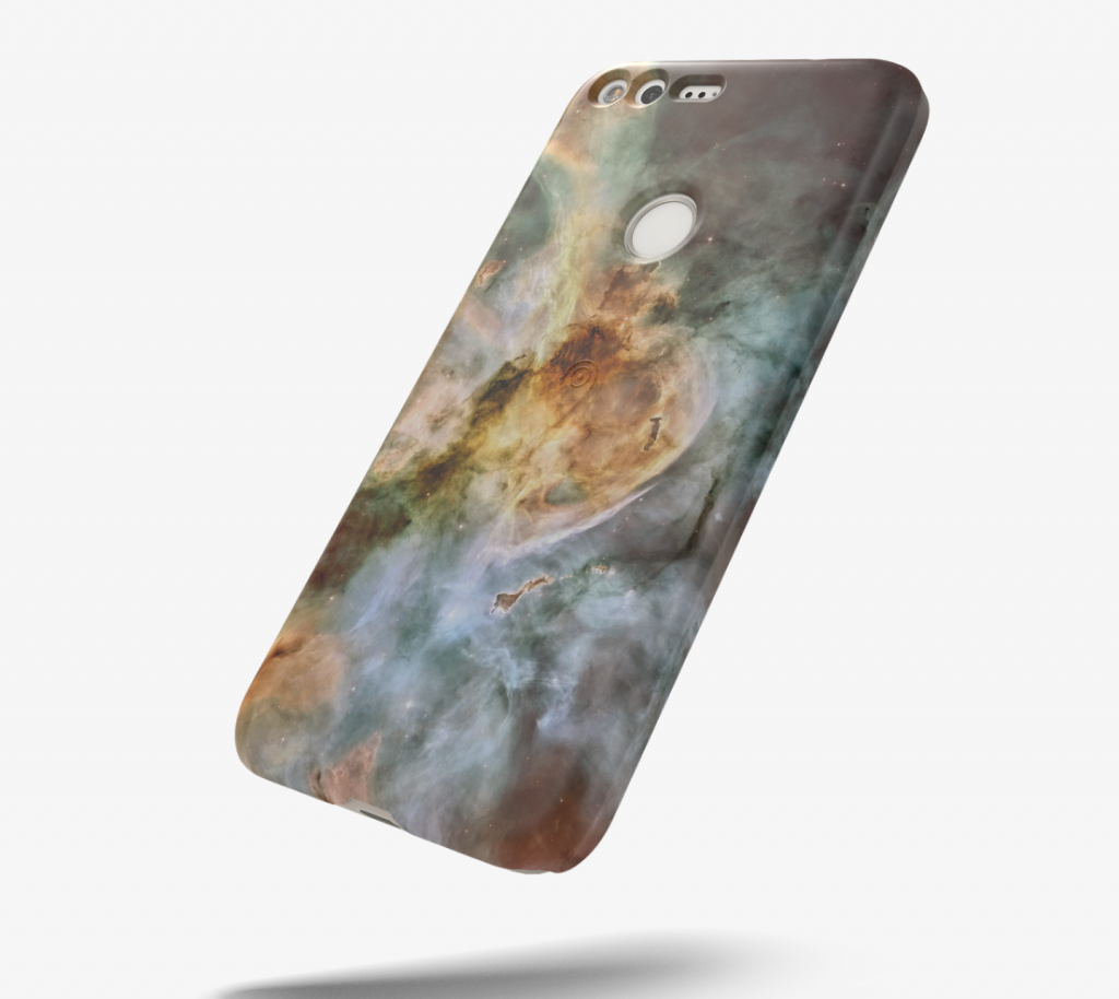 Pixel phone cases galaxy