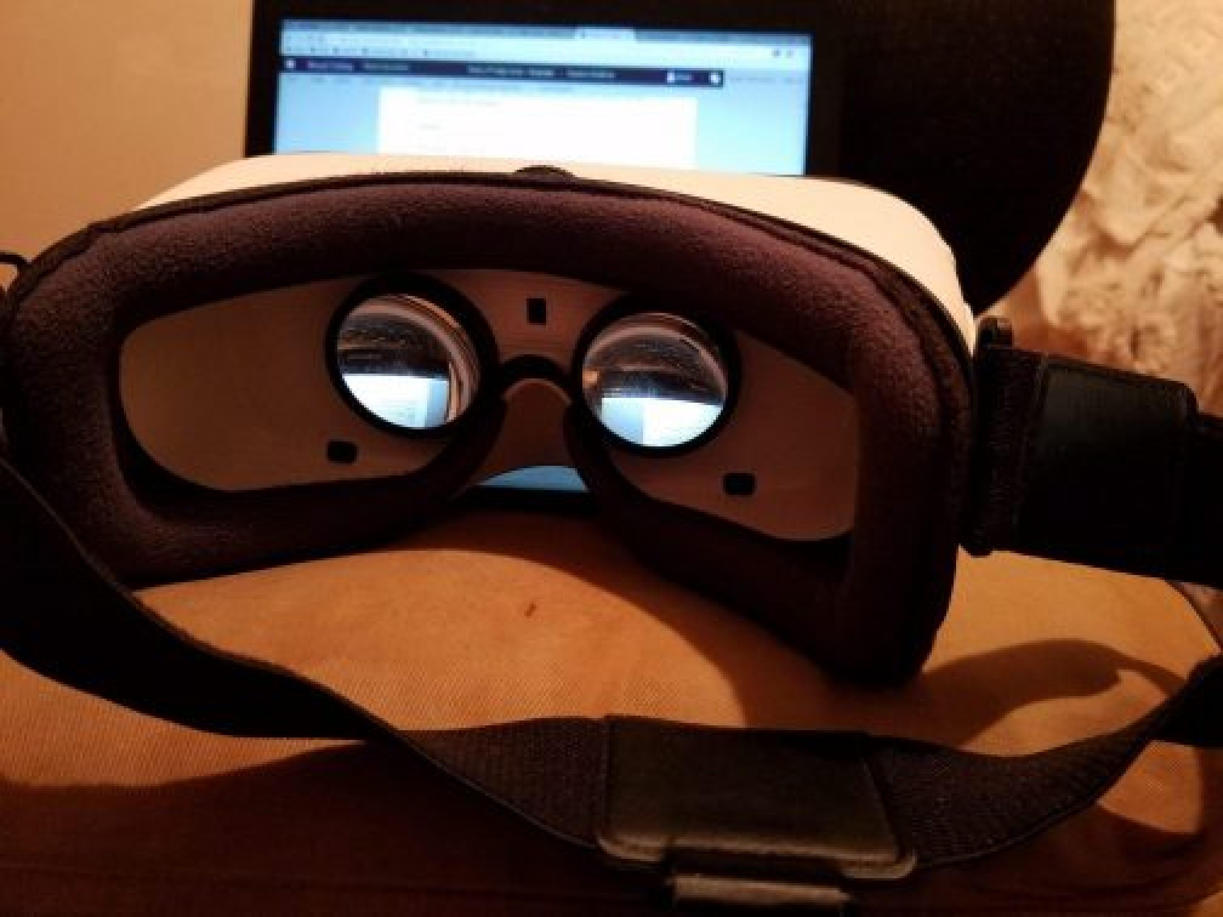 Gear VR photo Galaxy S7 edge