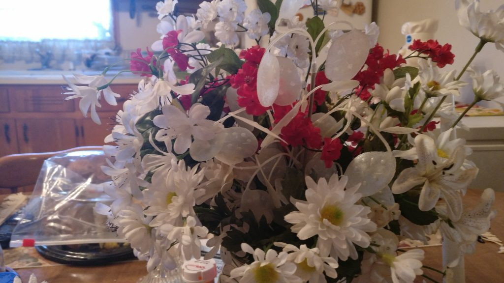 OnePlus 3 flower bouquet