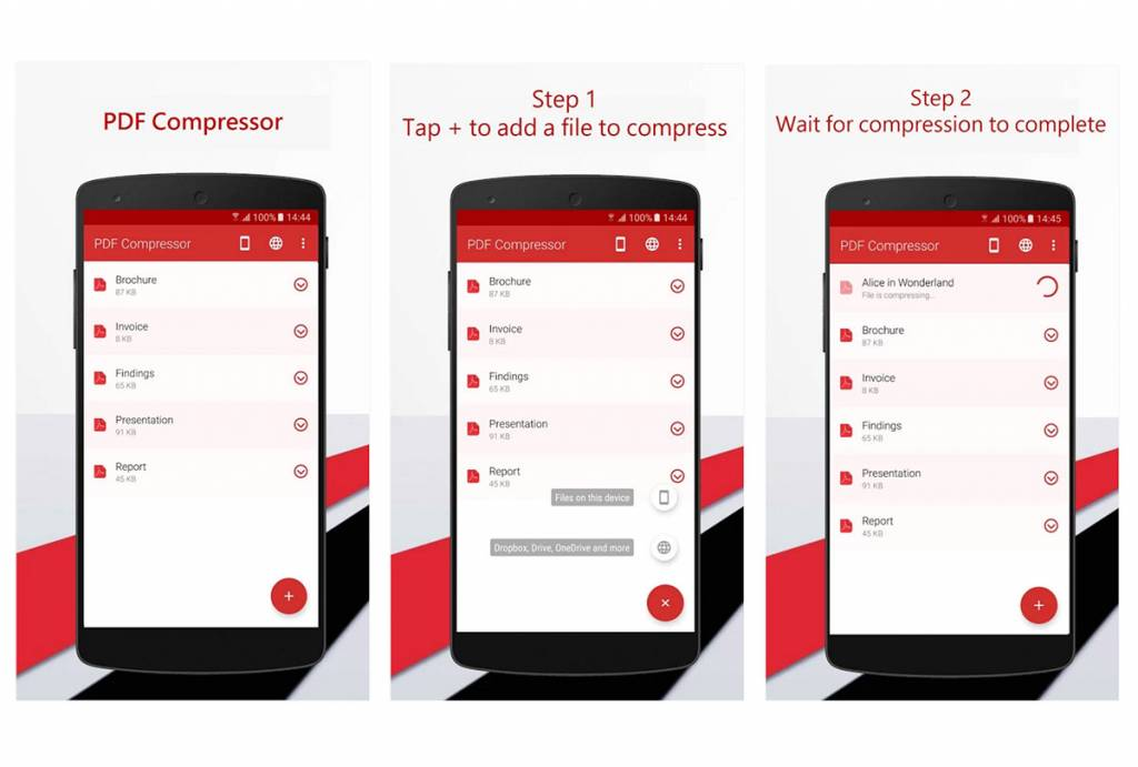 Compress pdf make your pdfs smaller with cometdocs aptgadget nowadays we have a considerable variety of devices and platforms that allow us to create files in different formats and as a result the need to manage and stopboris Choice Image