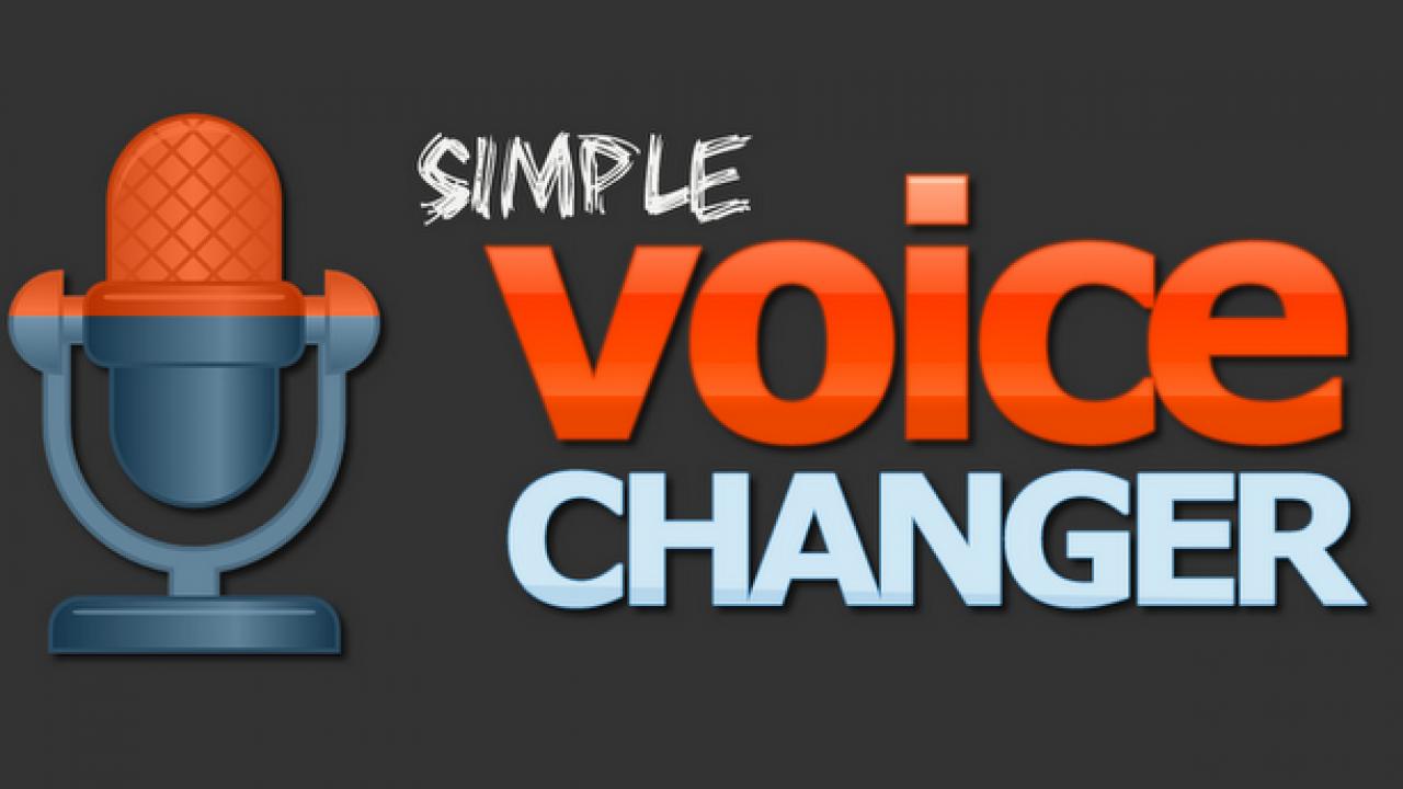 Best Voice Changer Software - AptGadget com