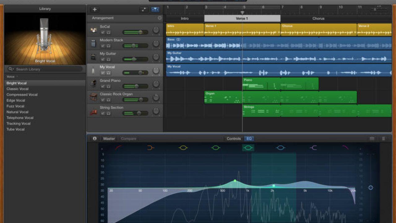 free music software like garageband for windows