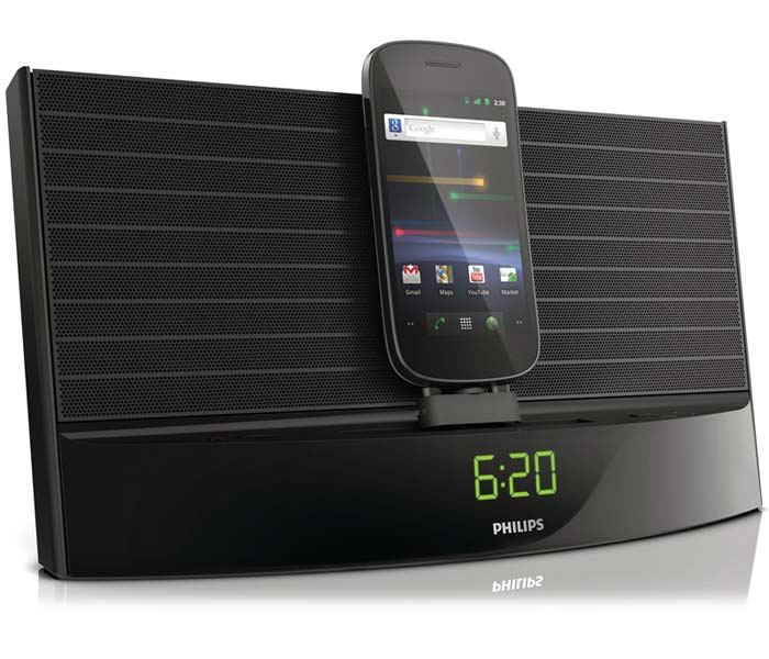 Best Android docking stations with speakers - AptGadget.com