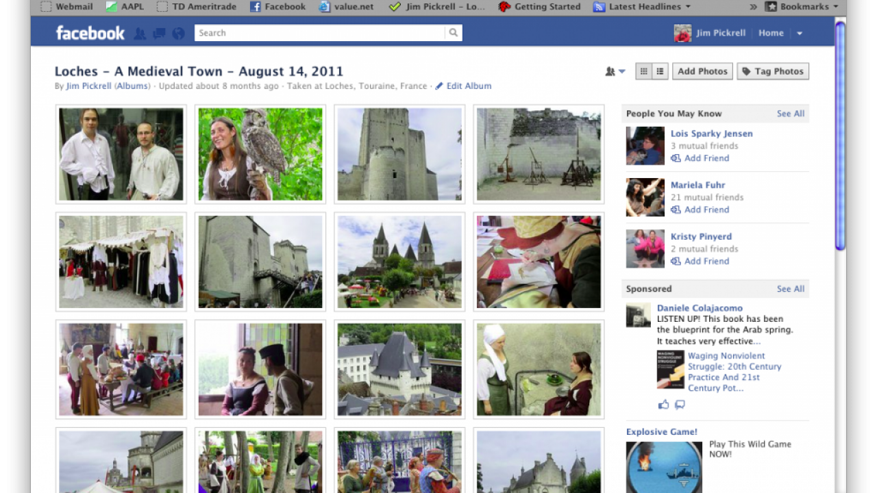 How To Create A Photo Album On Facebook Mobile App And Site Android And Ios Aptgadget Com