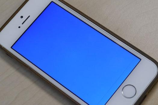 iphone 5s blue screen how to fix iphone 5s blue screen of and rebooting 14750