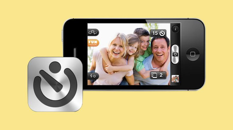 iphone camera timer best iphone self timer apps aptgadget 11696