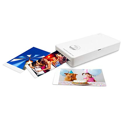 Vupoint photo Cube Mini wireless photo printer