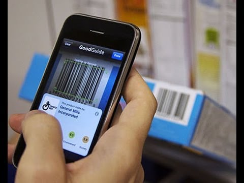 Best barcode scanner apps for iOS - AptGadget com