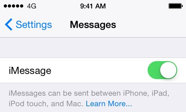 Why Am I not Receiving iMessages? - AptGadget com