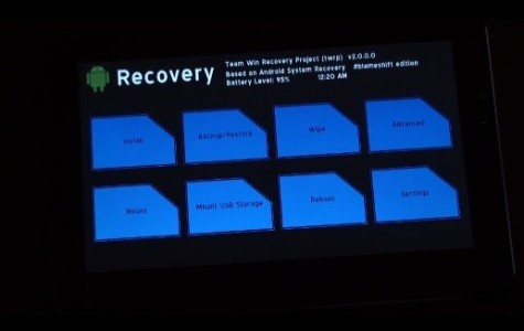 CWM-Recovery