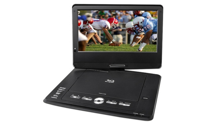 Portable Blu- Ray Players