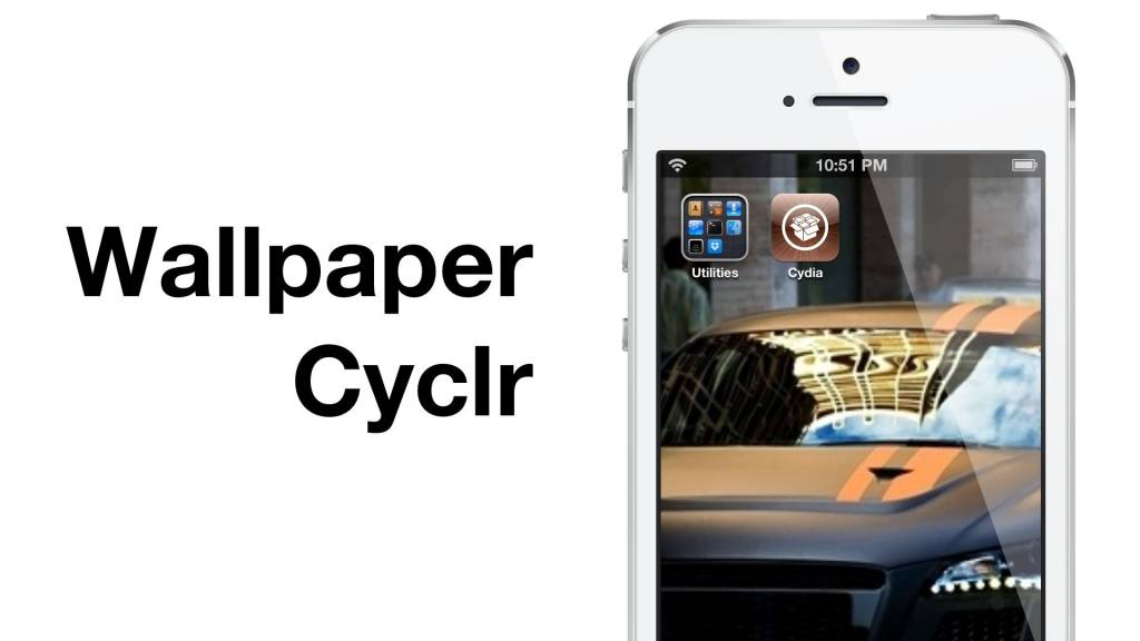 Wallpaper Cyclr - Cydia Tweak