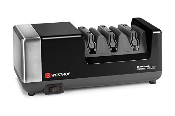 Wusthof- 3 Stage PEtec Electric Knife Sharpener