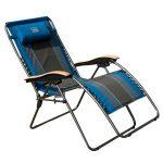 Timber Ridge Padded Zero Gravity Chair