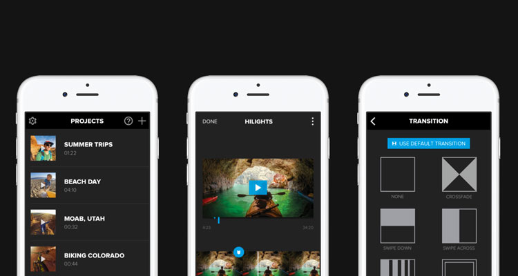 video editing apps ipad