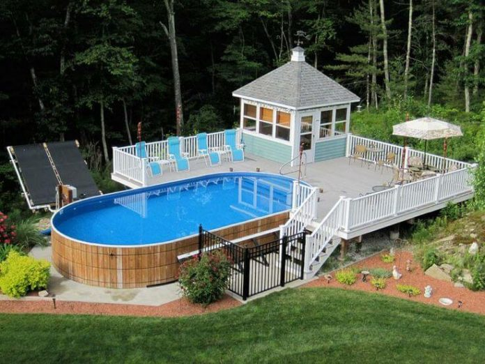 Best Above Ground Swimming Pools 2019 - AptGadget.com