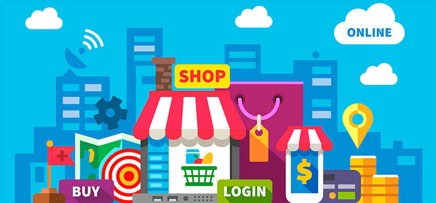softwaare for online shop