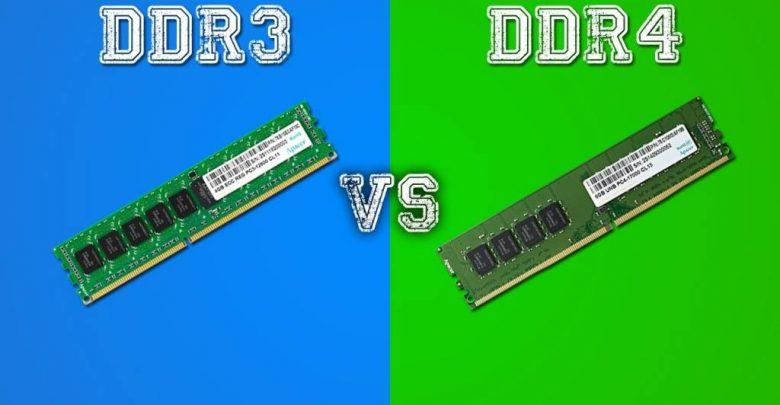 ddr3 versus ddr4