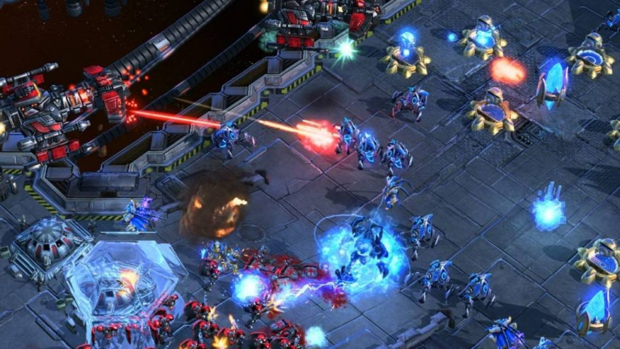 Games similar to starcraft 2 casino legends hall of fame museum