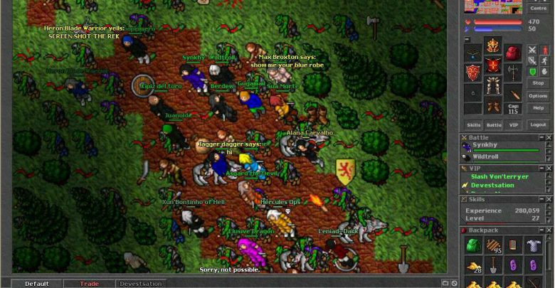 Best Games Like Tibia - AptGadget com