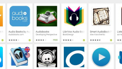 audiobook apps