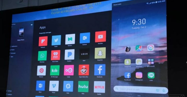 screen mirroring for android