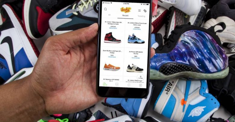 sneakerhead apps