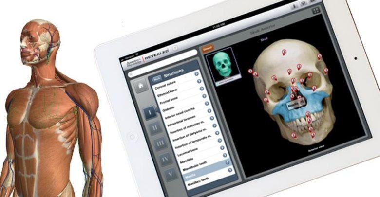 Anatomy apps