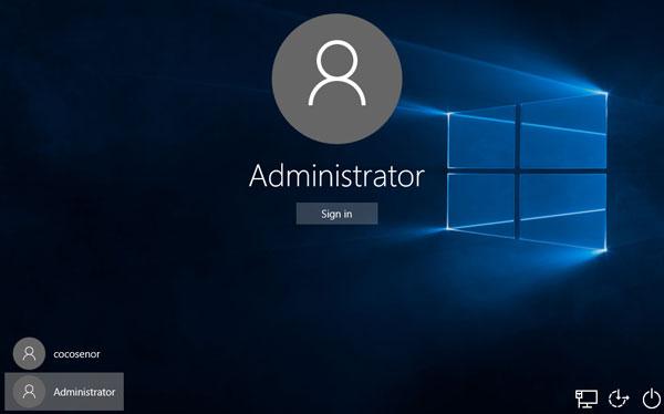 administrator-account