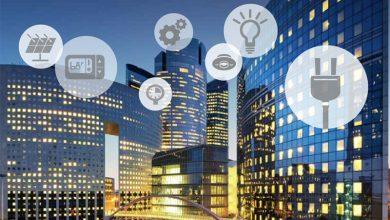 Smart building lighting