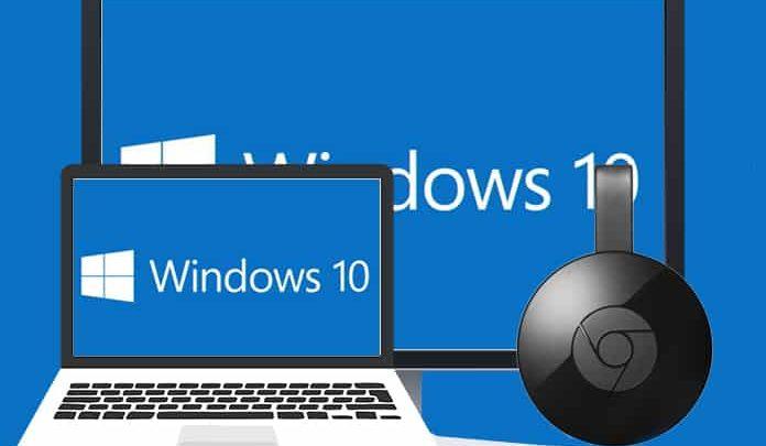 Chromecast windows 10