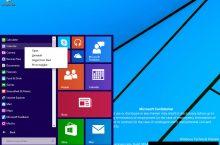Alleged screenshots of next version of Windows appear online